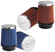 S&S Cycle Induction System Replacement Filter  Red 17-1020*
