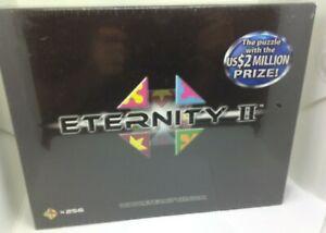 New Eternity II Puzzle Christopher Monckton 2007 256 Pieces Sealed