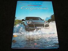 PORSCHE CAYENNE STEFAN WARTER, CLAUSPETER BECKER Alto / B Inglés 2002 1º EDIT