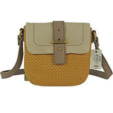 1062aff4710ef FOSSIL Tasche Handtasche Schultertasche Umhängetasche MASON PERF MINI Damen  NEU