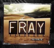 The Fray - You Found Me - Australia - CD Single