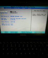 """Samsung N130 10"""" netbook notebook laptop"""