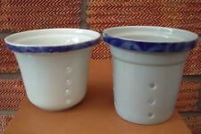 Pair of Chinese Tea Infusers for Beakers, Mugs or Cups.