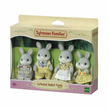 SYLVANIAN Families Cottontail Rabbit Family Figures 4030