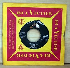 1959 RCA Records SMITTY & the AFTERBEATS single 45rpm BRUSH OFF super clean EX