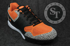 NIKE AIR ZOOM TALARIA '16 844695-006 SAFARI BLACK CLAY ORANGE  WHITE DS SZ: 10