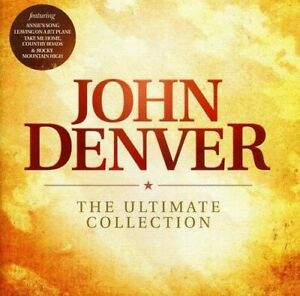 JOHN DENVER THE ULTIMATE COLLECTION BRAND NEW CD