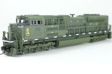Custom painted KATO N SD70ACe CP Military Tribute 7020