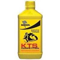 BARDAHL OLIO KTS COMPETITION MISCELA PER MOTO 2T SINTETICO CODICE: 220040 1LT.