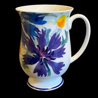 """Sunshine Wren Fine Bone China Cup Mug England Art Deco 4.5"""" Tall"""