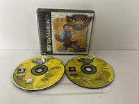 VG DISCS! Rival Schools PS1 Playstation 1 NewCase & Protective Cover NO MANUAL