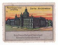 FONDINI sfumati LOTTO 21 Dresda 1 insegne marchio della ditta acquisto casa Richard Steinhart Löb
