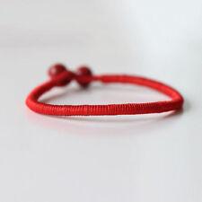 Lucky Armbänder Perle Rot String Keramik Armbänder gift Geschenk DE