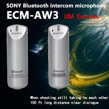 USA Express SONY ECM-AW3 Bluetooth wireless microphone 150 ft clear talk
