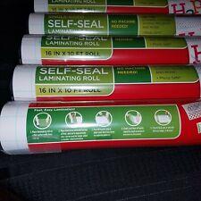Single Sided Self Seal Laminating Roll 3m Ls854ssroll 95 Mil 16 X 10 Ft