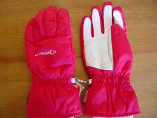 New Reusch Ski Gloves Womens Small (7) Charolotte Rtex Xt #4131272 Pink