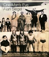 Rare Alan Siegel One Man's Eye Signed 1st Edition Photography Collection HB DJ
