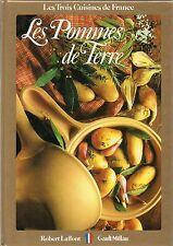 Cuisine : LES POMMES DE TERRE - recettes par C. LEBEY + C. MILLAU