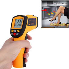 Digital Non-Contact Infrared IR Thermometer Temperature Laser Gun -50℃ to 700℃