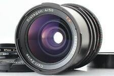 🔹MINT🔹 Hasselblad Carl Zeiss Distagon 50mm f4 T* CF MF Lens w/Contax PF Japan