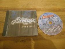 RARE Aventura-Love & Hate CD ALBUM ( romeo santos ) 2003