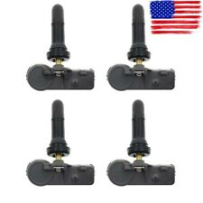 Set of 4 GM OEM New TPMS Tire Pressure Monitoring Sensors for Chevy GMC 13586335