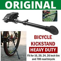 """MASSLOAD Bike Center Kickstand Adjustable Side Stand Alloy 24/""""26/""""28/""""29/"""" CL-KA99"""