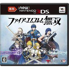 NINTENDO 3DS Fire Emblem Musou JAPANESE VERSION REGION LOCKED
