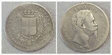 Vittorio Emanuele II Re eletto - 1 Lira 1860 Firenze