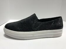 Volatile, Mission, Black Casual Slip On Shoes, Women's Size 9M