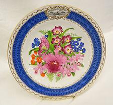 1985 Chelsea Flower Show England Spode Souvenir Plate!