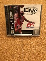 NBA LIVE 98 EMPTY PS1 CASE (Sony ps1)+FREE SHIPPING 🔥