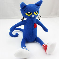 Pete the Cat Plush Doll 14.5 Inches Toy Great XMAS Perfect Gift US ship Fast