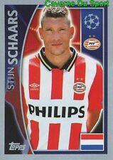 095 STIJN SCHAARS NETHERLANDS PSV STICKER CHAMPIONS LEAGUE 2016 TOPPS