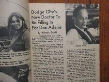 May 9-1971 St. Louis Post TV Magazine(MILBURN STONE/PAT HINGLE/DUSTY SPRINGFIELD