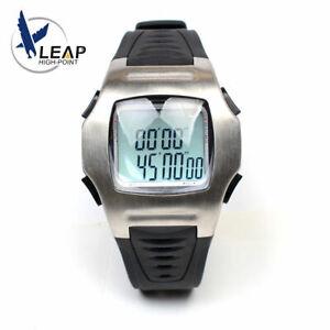 Digital Sports Referee Watch Countdown Timer Performance Stopwatch Chrono Mens