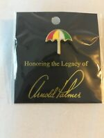 Arnold Palmer Unbrella Pin Augusta Masters Bay Hill