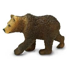 Grizzly Bear Cub North American Wildlife Safari Ltd NEW Toys Educational