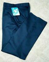 NWT Vintage 70s Wrangler Womens Slacks Sz 18 Misses Casual Wear Stretch Pants