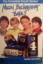 MEN BEHAVING BADLY DVD COMPLETE FOURTH SEASON