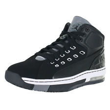 Air Jordan Ol' School 317223-013 Black Cool Grey White Mens US size 10, UK 9