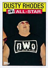 #13 DUSTY RHODES 2016 Topps WWE Heritage NWO ALL-STAR