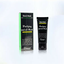 Facial Cleansing Purifying Black Peel-off Mask Blackhead Remover Charcoal Masks