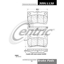 StopTech 309.11130 Rear Disc Brake Pad-Sport Brake Pad Fits 06-13 Lexus IS250