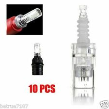 50 pck of 12 Needles Cartridge for Auto Derma Micro Needle Stamp Pen US seller