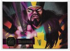 1995 Flair Marvel Annual Powerblast Foil (22) MANDARIN