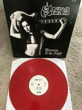 SAXON – Princess of the Night (NEW*LIM.150 RED MARBLED V.*LIVE 1982 GLASGOW)