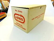 Lionel 5160 Speedway Viewing Stand MINT! NEW OLD STOCK!  Amazing Find!
