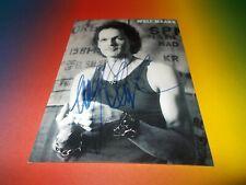 Wolf Maahn Sänger Köln signiert signed autograph Autogramm auf Autogrammkarte