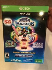 Skylanders Imaginators Portal Owners Pack  XBOX ONE Game & Creation Crystal Only
